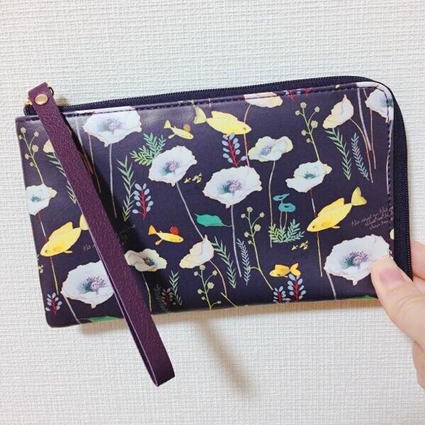 indigoの財布